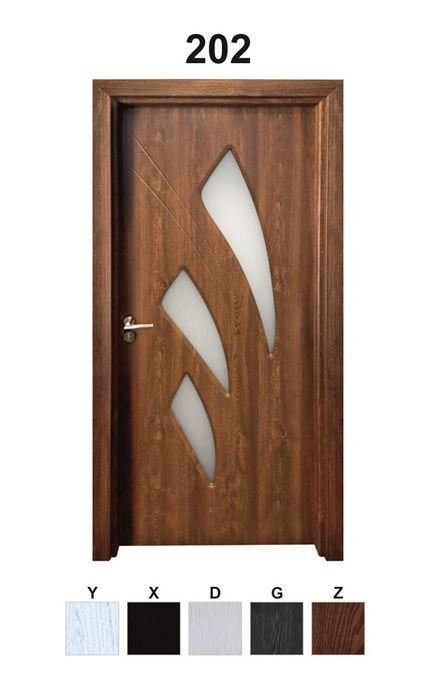 интериорна врата 202